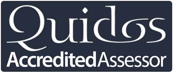 Quidos Accredited Assessor Large